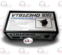BOYO VTB123HD Side View and Rear View Dual Use Camera VTB123HD