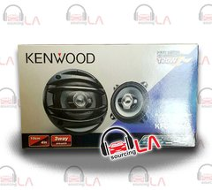 "KENWOOD KFC-1064S 4"" 120W 3-WAY CAR SPEAKERS"