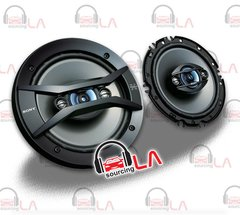 "SONY XS-R1645RB REFURBISHED 4 WAY 540W 6.5"" CAR COAXIAL FULL RANGE DOOR PANEL SPEAKERS SET"