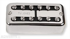 TV Jones Pickup - TV Classic with NE (No Ears) Filter'Tron Mount - IN STOCK NOW