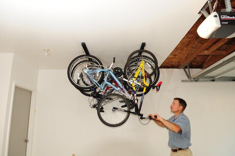 Bike Rack System Titan Track