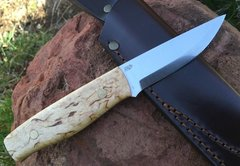 Enzo Elver Bushcraft Knife