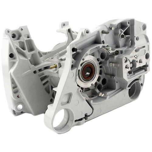 STIHL MS440, 044 CRANKCASE WITH BEARINGS AND SEALS