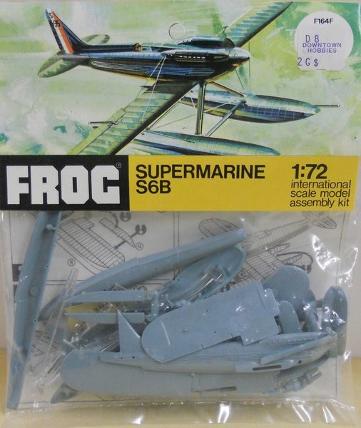 Image result for frog supermarine s6b