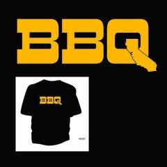 California BBQ T-Shirt