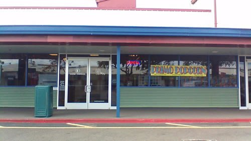 Primo Popcorn store in Honolulu, Hawaii