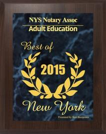 Notary Class NY Independent review