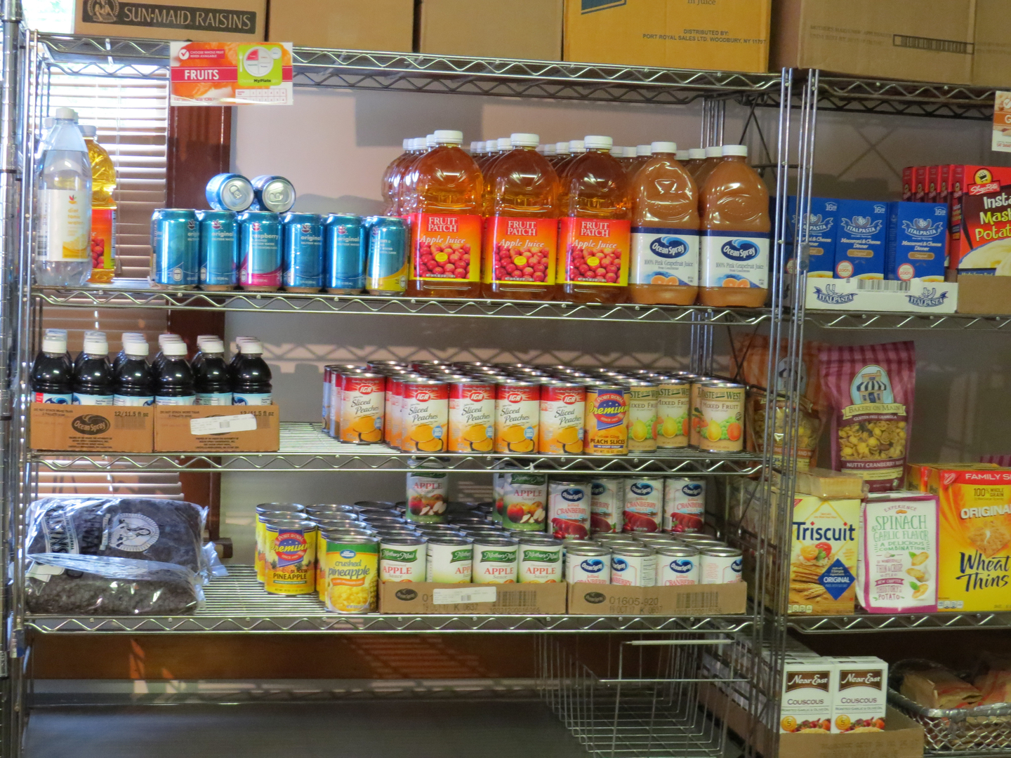 Rich Township Food Pantry