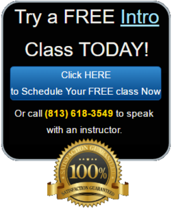 Try a FREE Intro Class TODAY!