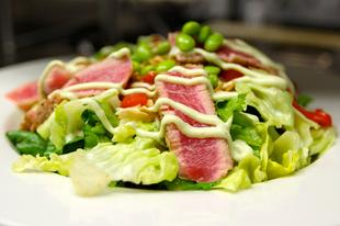 Best Ahi Salad - Lake Oconee GA 30642