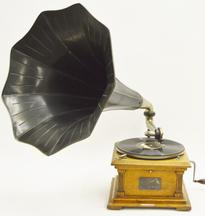 Antique Music Player