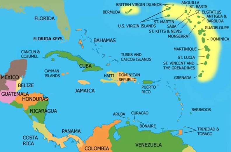 Indigenous Carribean