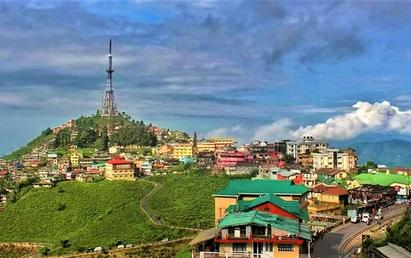 Kurseong Town alternative places to stay in darjeeling