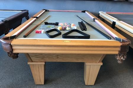 PreOwned Pool Tables - Pool table rail caps