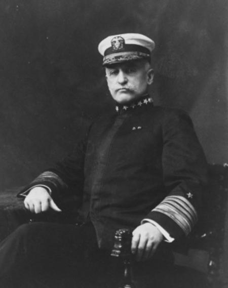 Captain William Benson