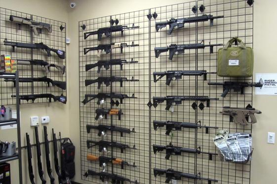 Las Vegas Gun Store | Rifles and Shotguns | Discount Gun Source