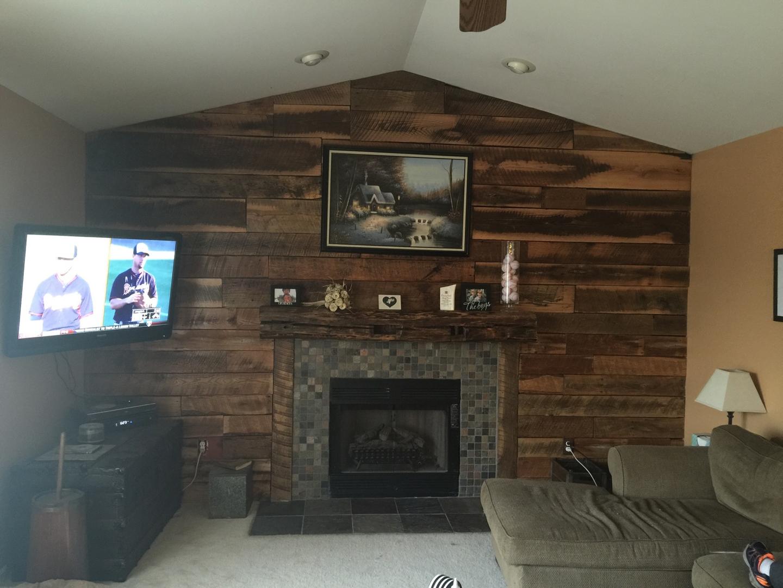 2nd chance wood home