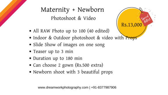 best maternity photography package delhi ncr