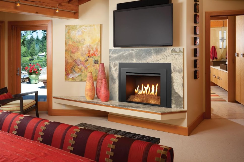 Fireplaces, Stoves, Fireplace Inserts, Gas Logs
