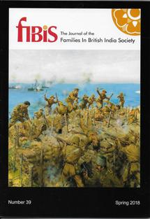 FIBIS Gurkhas in WW1