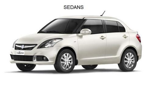 Sedan Hatchback Car Rentals In Kolkata