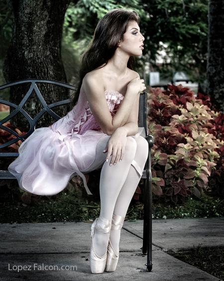 BALLET QUINCE PHOTOGRAPHY MIAMI