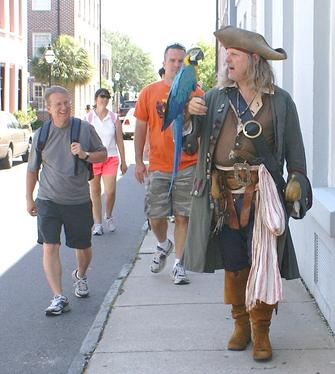 Charleston Walking Tours
