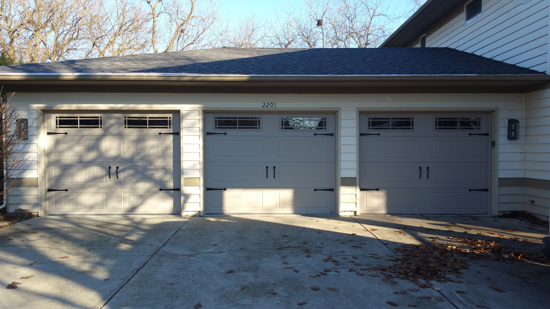 Garage door and opener sales and service the door doctor rubansaba