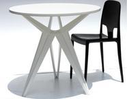 Mesa de diseño Spider CNC. Israel Avila
