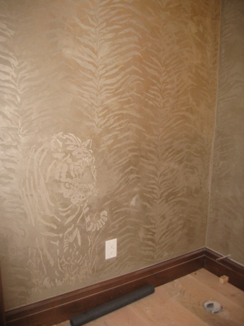 Stencils Hand Painting Murals By Designs Faux You