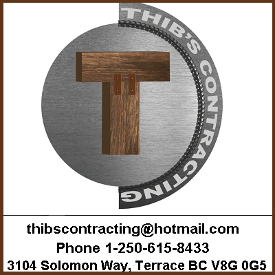 Thib's Contracting Email