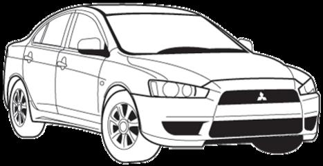 (586) 806-2110 Mitsubishi Aftermarket Auto Body Parts Michigan