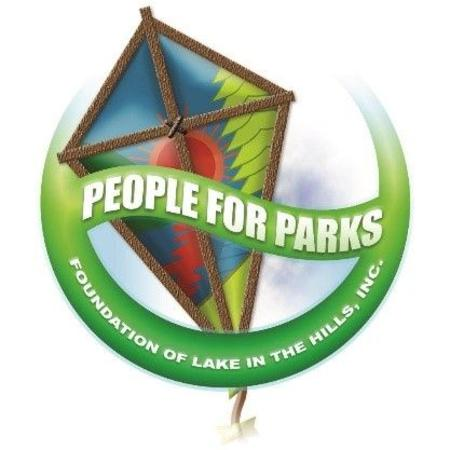 Lake in the Hills People for Parks logo