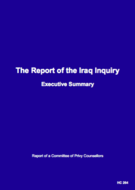 Chilcot Report - Executive Summary