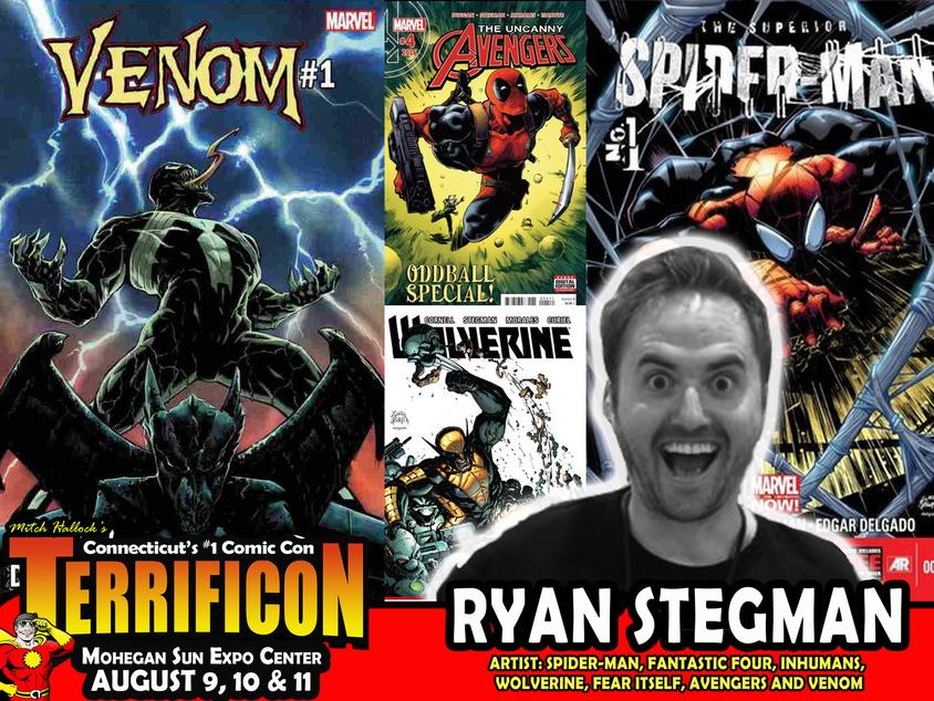RYAN STEGMAN TERRIFICON