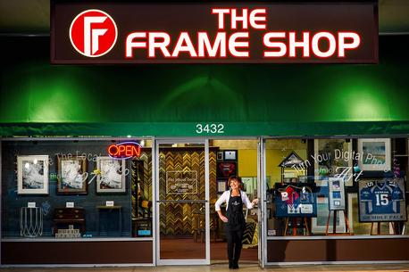 Contact | The Frame Shop at Lakeside