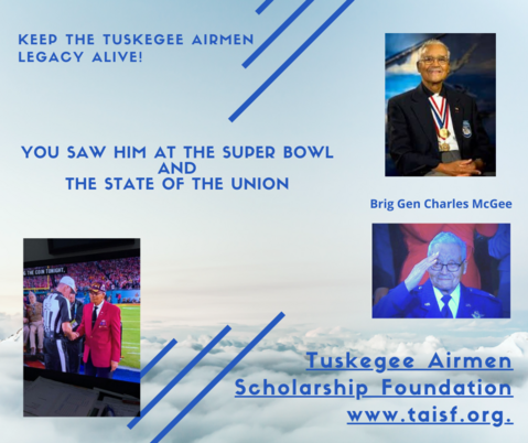 Tuskegee Airmen Scholarship Foundation Donor-Advised Fund
