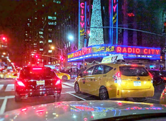 Radio City Music Hall Limo rental