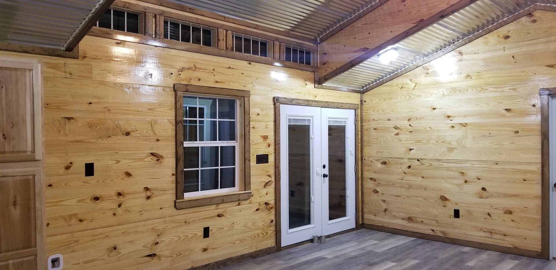 Storage Sheds Barns Cabin Shells Portable Buildings Tiny