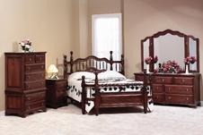 Rosewood Home Decor Bedroom Furniture