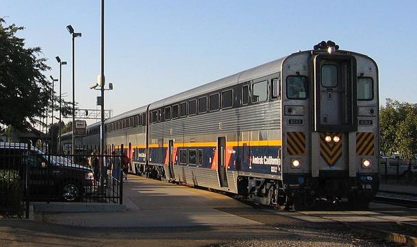 The first-generation California Car entered service in 1996 on various routes in California.