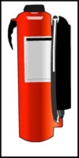 Cartridge Operated Fire Extinguisher Dry Chemical - ICON SAFETY CONSULTING INC.