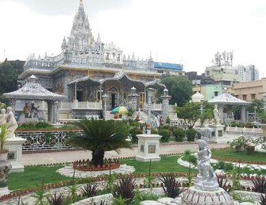 The Jain Temple - Kolkata Darshan By Car