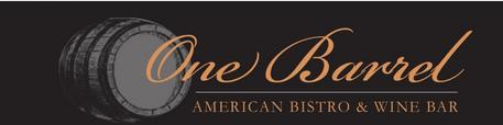 One Barrel American Bistro & Wine Bar in Englewood, CO. 3401 S. Broadway, Suite 110, Englewood, CO 80113. Call for detailed information: 720.667.4781
