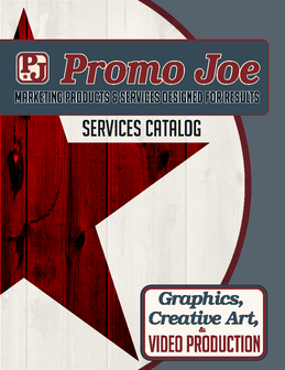Promo Joe Print, Copy & Bindery Flipbook