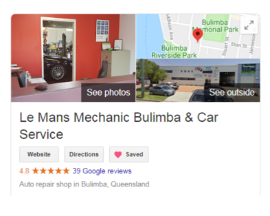 Mechanic Highgate Hill