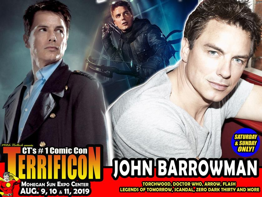 JOHN BARROWMAN TERRIFICON