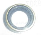 26-F349307 Chrysler Force outboard lower unit seal