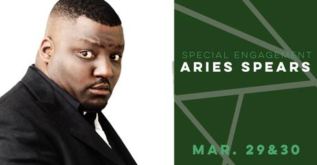 aries spears atlanta Comedy