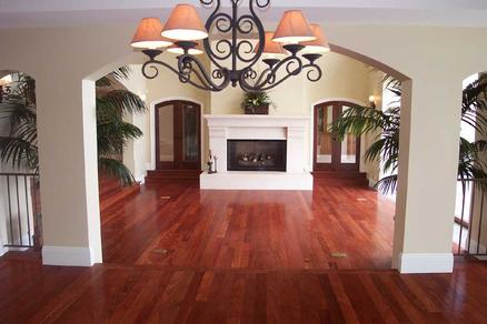 Santos Mahogany solid hardwood flooring - Santos Mahogany Hardwood/hardwood Flooring/Flooring Installation